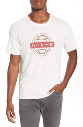 Hurley BNZ Global Graphic T-Shirt