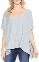 Vince Camuto Textured Oversized Sweater