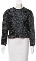 Kenzo Oversize Abstract Sweater
