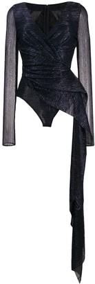 Talbot Runhof Babylone bodysuit