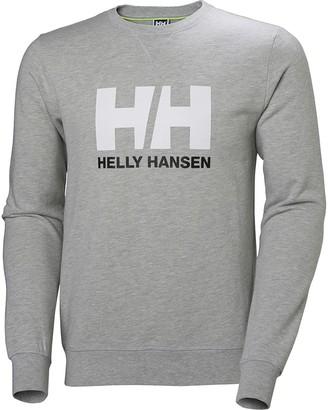 Helly Hansen Logo Crew Sweatshirt - Men's
