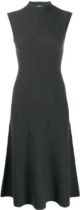 Mrz Wool Midi Dress