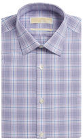 MICHAEL Michael Kors Plaid Cotton Dress Shirt