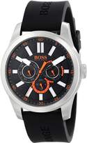 BOSS ORANGE Men's 1512933 Big up Analog Display Quartz Watch