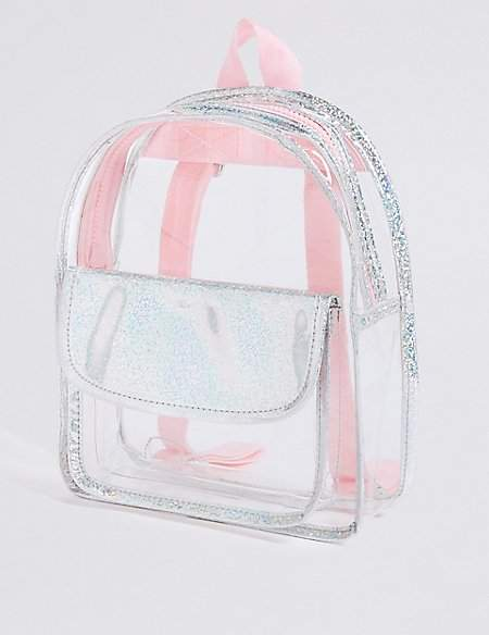 Marks and Spencer Kids' Iridescent Backpack