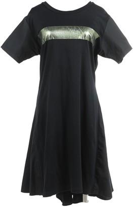 Miharayasuhiro Black Cotton Dresses
