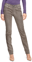 Brooks Brothers Natalie Fit Suede Pants