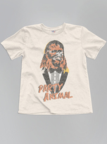 Junk Food Clothing Toddler Boys Chewie Party Animal Tee -egg-3t
