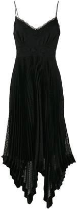 Zimmermann Espionage panelled dress