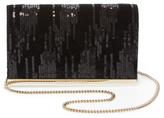 Diane von Furstenberg Soiree Leather Crossbody Bag