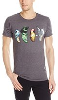 Marvel Men's Faces Of Justice T-Shirt