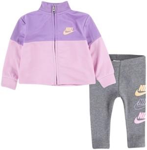 Nike Baby Girls Jacket and Leggings Set
