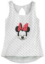 Disney Minnie Mouse Polka Dot Tank for Women