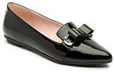 Taryn Rose Edith Patent Leather Slip-Ons