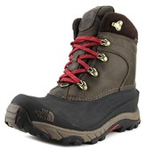 The North Face Chilkat Ii Luxe Round Toe Leather Winter Boot.