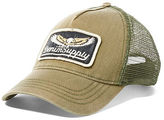 Denim & Supply Ralph Lauren Herringbone Trucker Hat