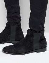 Aldo Coppe Suede Chelsea Boots