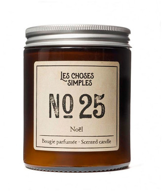 """Les Choses Simples - Candle No 25 """"Christmas"""""""