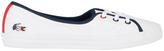 Lacoste Ziane Chunky 317 1 CAW WHT 34CAW0063001 White Sneaker