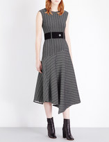 Sportmax Bisso knitted midi dress