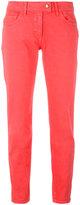 Blumarine skinny jeans - women - Cotton - 40
