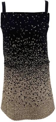 Courreges Multicolour Wool Dresses