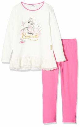 Disney Girl's HS2176 Pyjama Sets