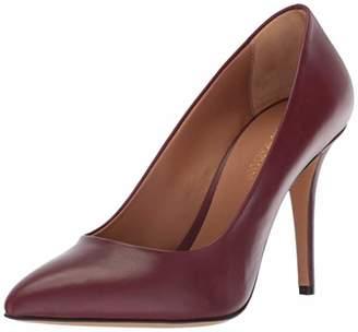 Emporio Armani Women's Classic Pointed Toe Pump Black