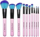 Spectrum Attention Seeker 10 Piece Make-Up Brush Set