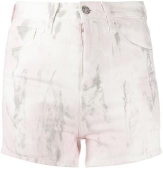 Redemption Tie-Dye Shorts