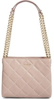Kate Spade 'emerson Place - Mini Convertible Phoebe' Quilted Leather Shoulder Bag