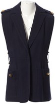 Marc Jacobs Navy Cotton Jackets