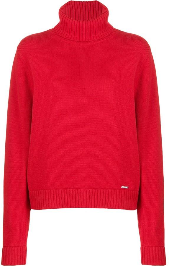 DSQUARED2 turtle neck sweater