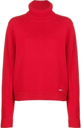 DSQUARED2 Roll Neck Knitted Jumper