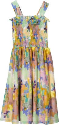 Stella Mccartney Kids Flower Dress
