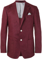 Z Zegna two button blazer - men - Silk/Cotton/Cupro - 48
