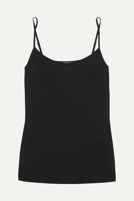 Hanro Soft Touch Stretch-modal Camisole - Black