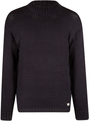C.P. Company Ribbed Woven Sweater