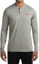 Under Armour ColdGear® Infrared Henley Shirt - Long Sleeve (For Men)
