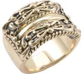 Barse Women's Bronze Ring JUBIR06BRZ