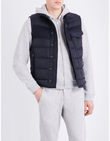 Moncler Quilted Down-filled Gilet