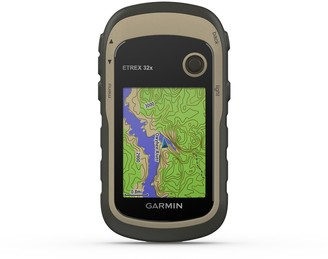 Garmin eTrex 32x Rugged Handheld GPS with Compass & Barometric Altimeter