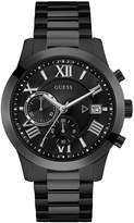 GUESS Black Classic Style Watch
