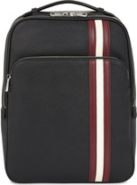 Bally Ceripo grained leather city backpack