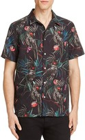Paul Smith Cockatoo Print Slim Fit Button-Down Shirt