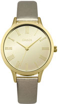 Oasis Dial Watch