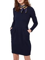 Joules Daylia Jersey Dress, French Navy