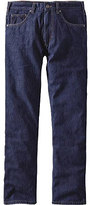 Patagonia Men's Flannel Lined Straight Fit Jean - Regular