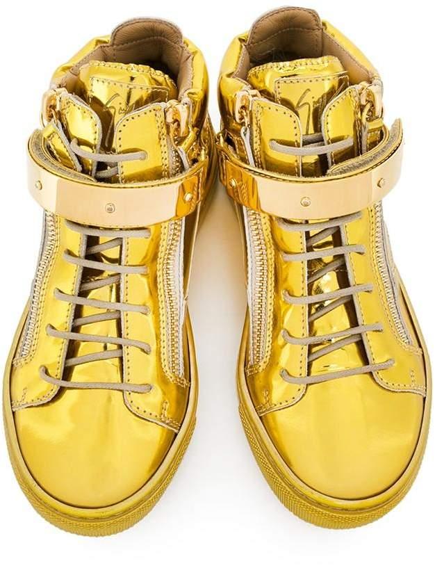 Giuseppe Junior Coby Junior hi-top sneakers