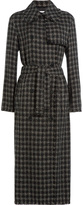 Sonia Rykiel Tweed Trench Coat
